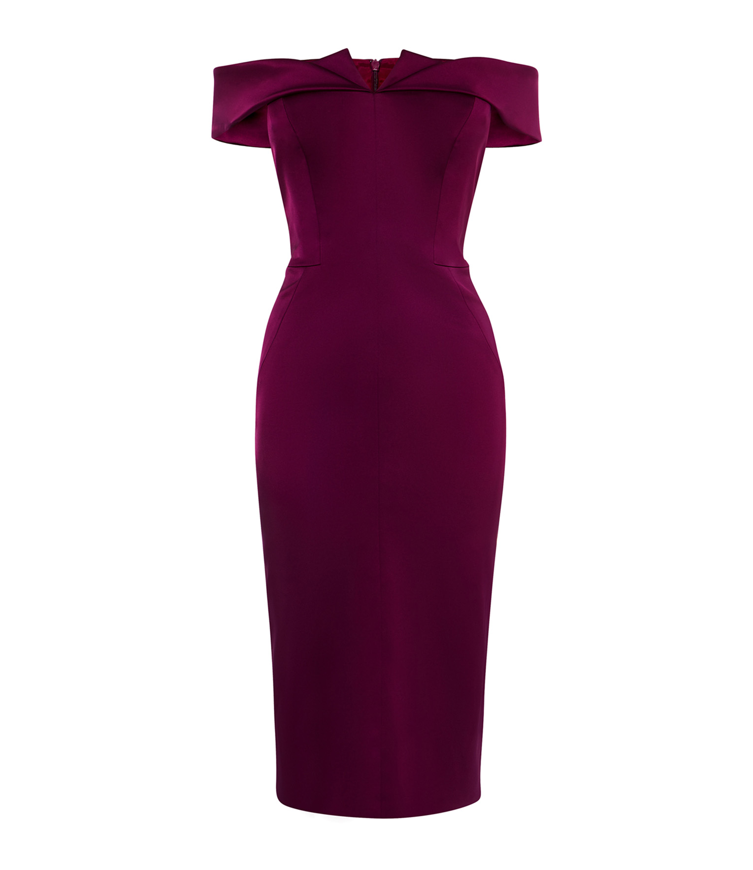 Satin Bodycon Dress | Endource