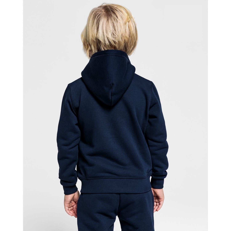 Uneek UC504 Polyester Cotton Unisex-Adults Classic Full Zip Hooded Sweatshirt