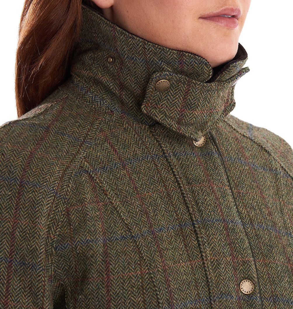många fashionabla flera färger anländer Carter Wool Jacket   Endource