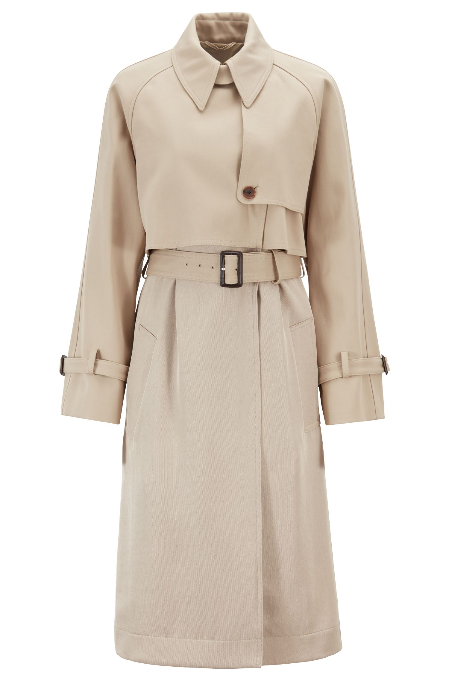 1384f4dc0b671 Oversized-Fit Trench | Endource