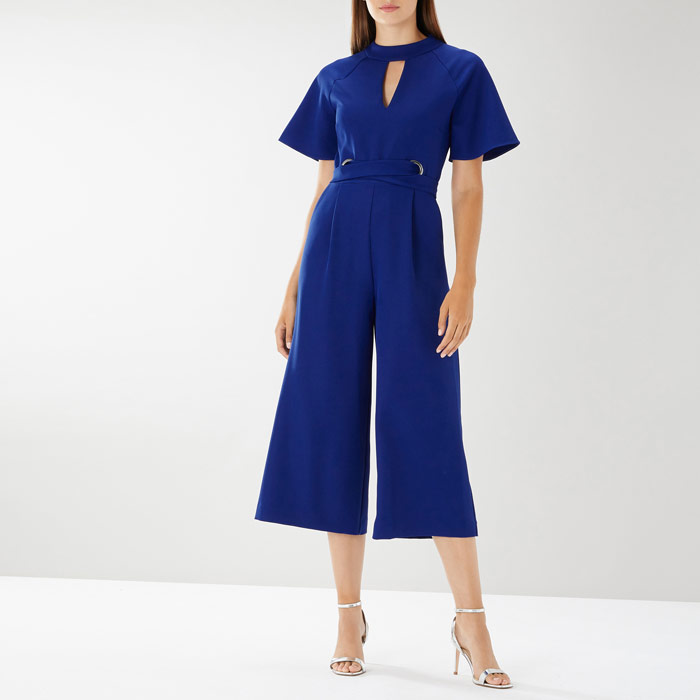 cozy fresh limpid in sight multiple colors Kenli Eyelet Jumpsuit
