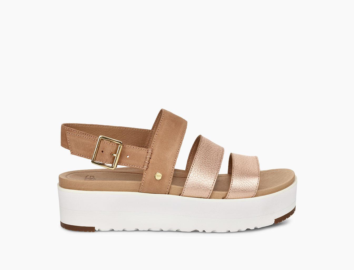 c1a5fde20ee Braelynn Metallic Sandal
