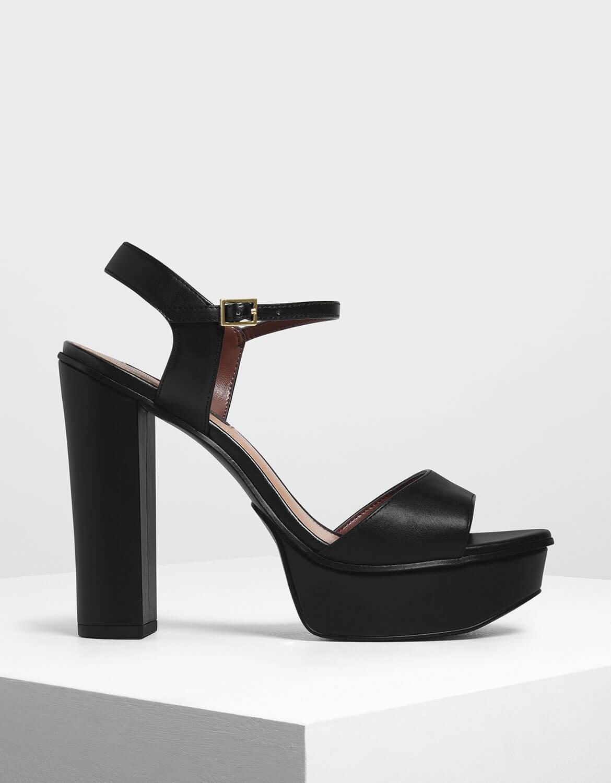un altro fantasma Paroliere  Block Heel Platform Shoes | Endource