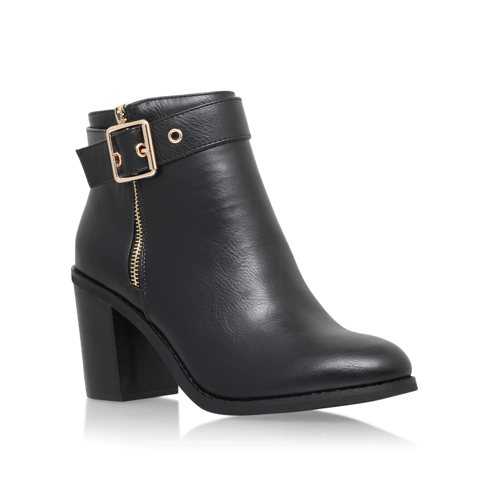 82cad634cce Janelle Mid Heel Ankle Boots | Endource