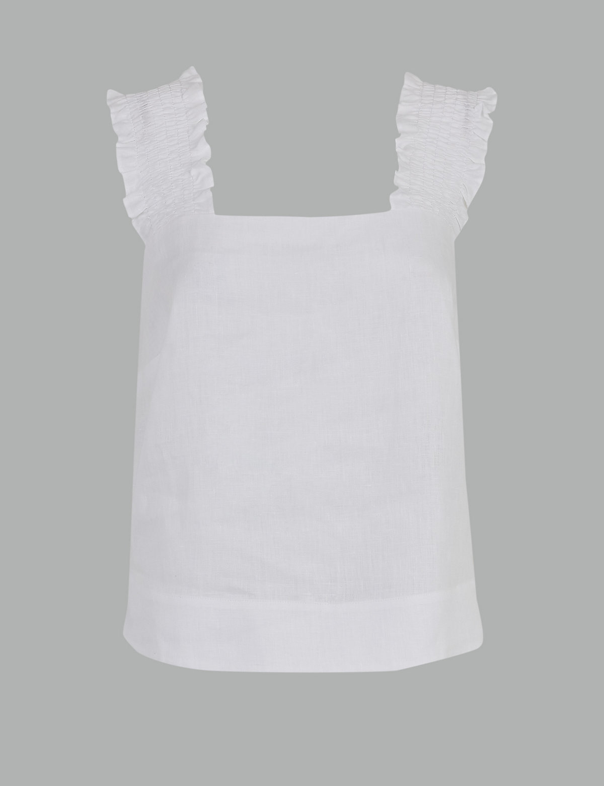 3265a93b07 Pure Linen Camisole Top