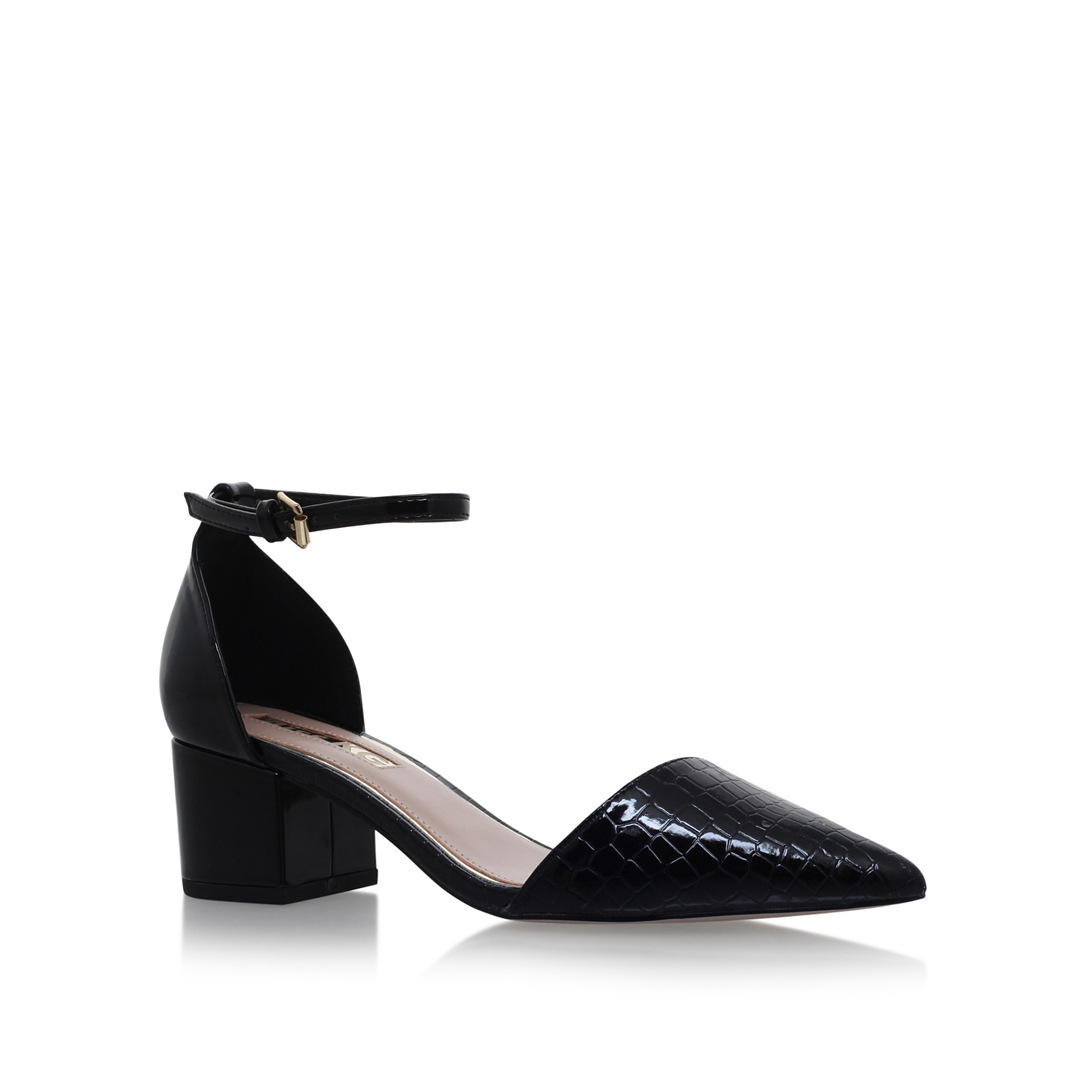 7ce8b1c36ea Carla Mid Heel Court Shoes