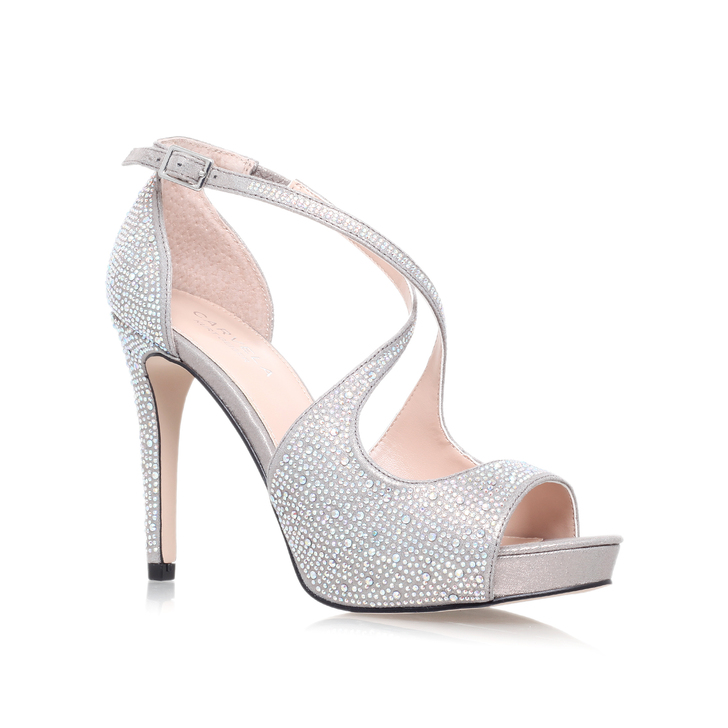 d4fe4ac2473 Gift Silver Sandals