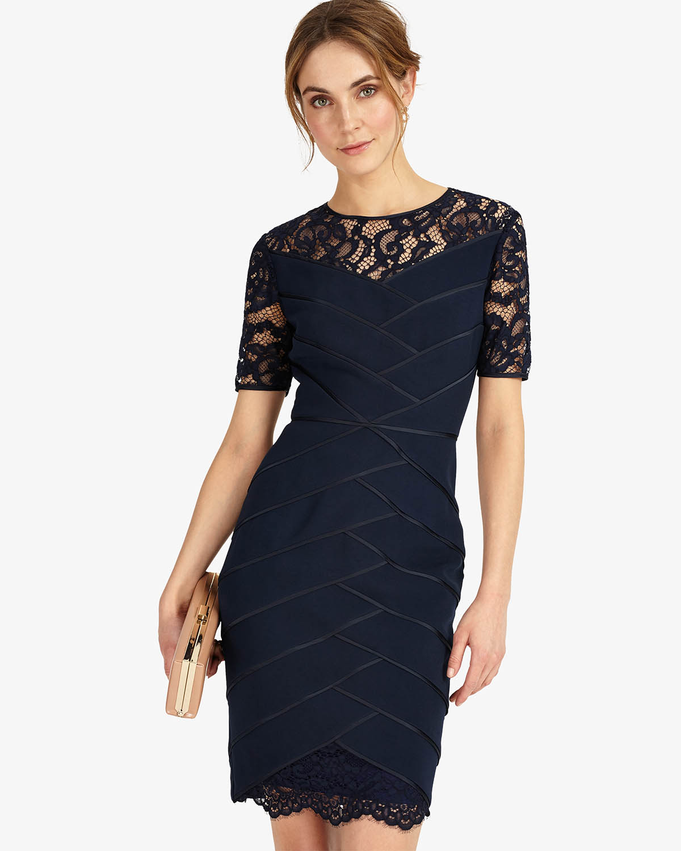 Zennor Lace Dress
