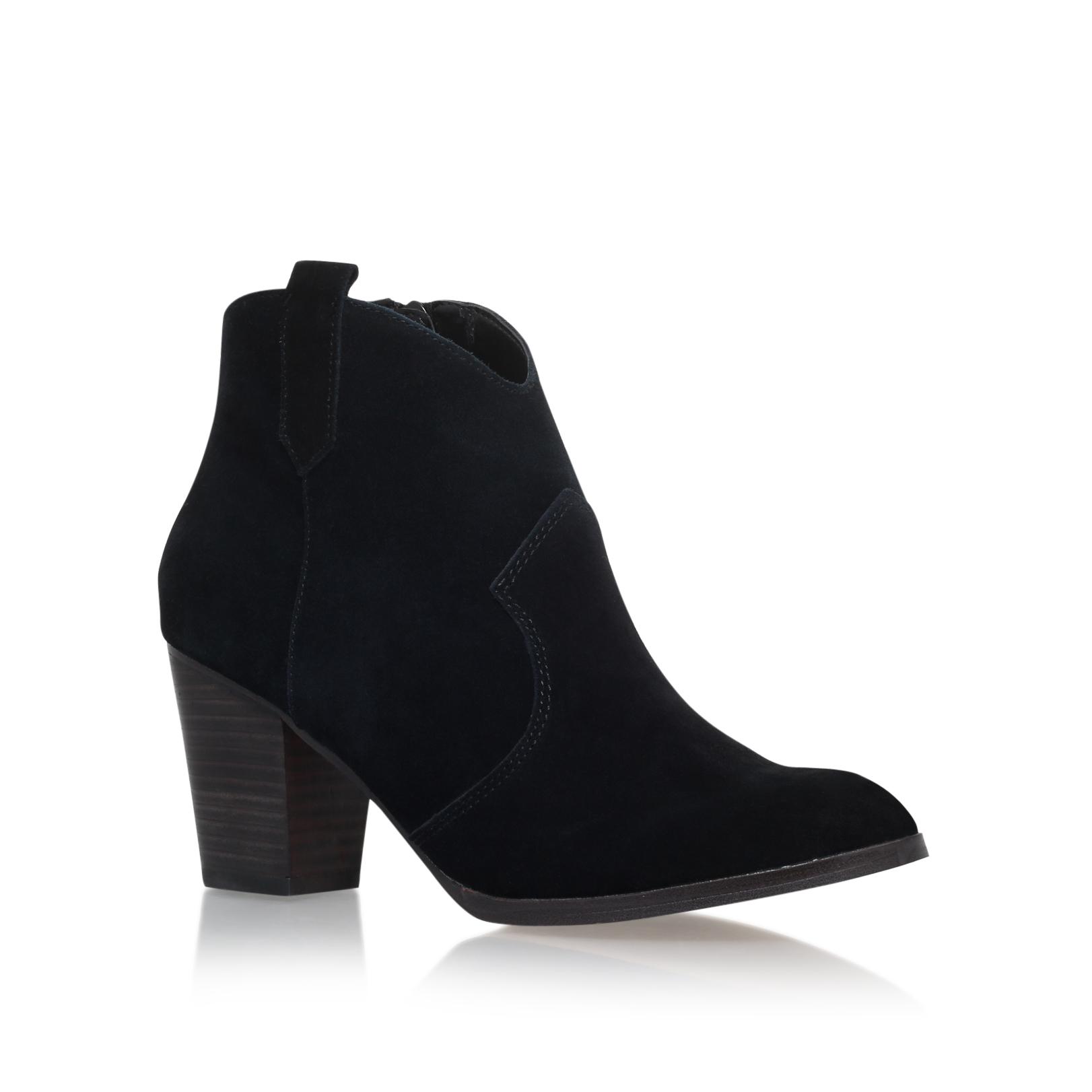 da9f34a855b Sade Mid Heel Ankle Boots | Endource