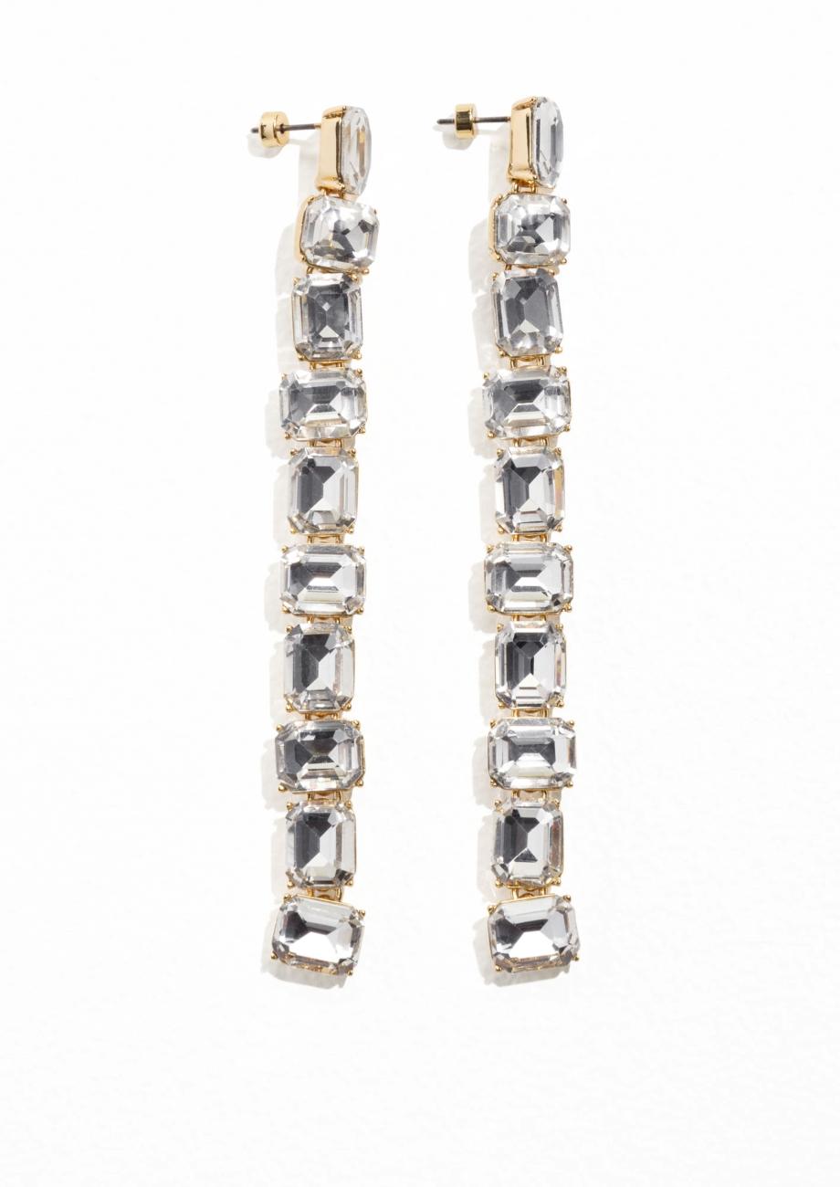 8989de760 Crystal Drop Earrings   Endource