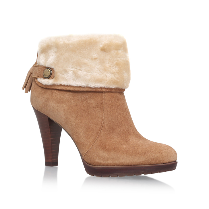 los angeles free shipping united states Teamy Mid Heel Ankle Boots